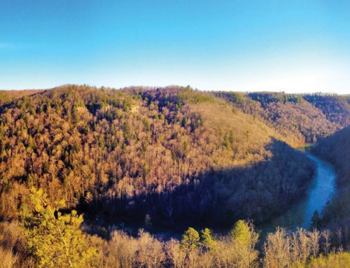Hike of the Month: Grand Gap Loop
