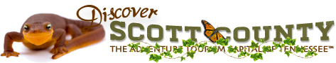 Discover Scott | Big South Fork Logo