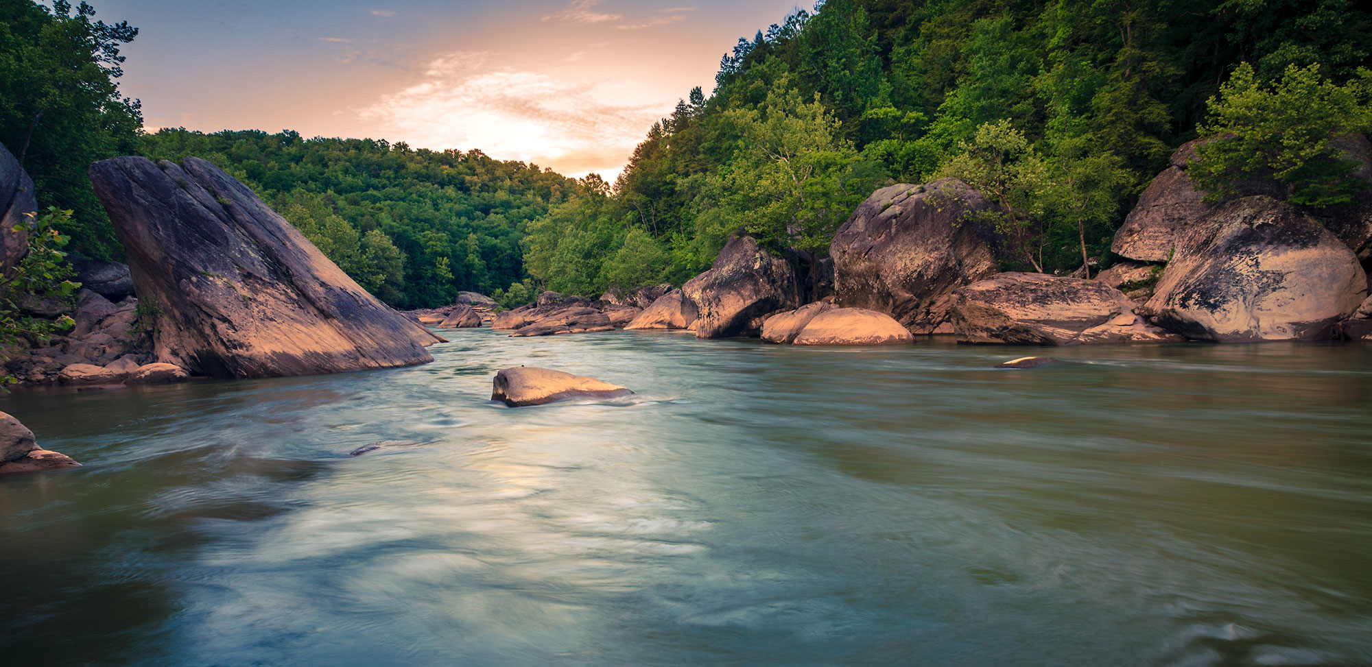 Good news: Big South Fork reopens!